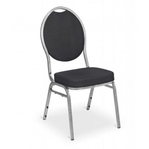MX ECO KONF CHAIR BLACK DELUXE
