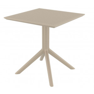 ST SKY TABLE TAUPE