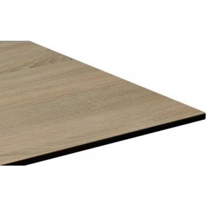 COMPACT TABLE HPL TOP WOOD