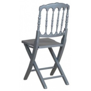 Chiavari FOLDING WOOD chair