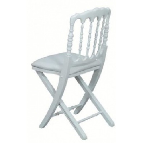 Chiavari FOLDING WOOD UP chair